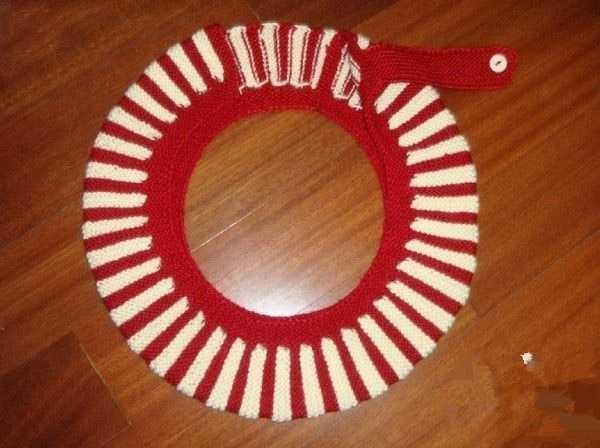 女人用水晶套的体会_手工制作毛线马桶垫 毛线马桶套手工编织教程图解 - 当当文章网