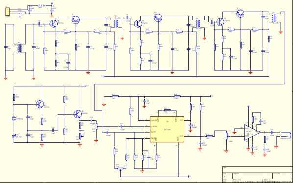 通过bjt组合放大电路放大(bjt放大有三种基本连接方式:共射,共基和共