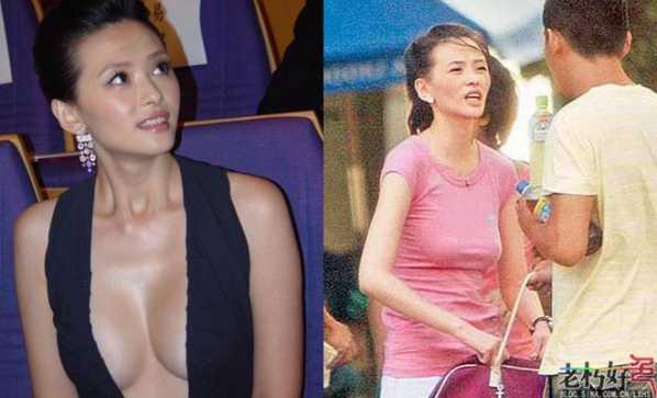 巩俐下垂_女人乳房下垂图片 胸部严重下垂的十大女星 - 当当文章网