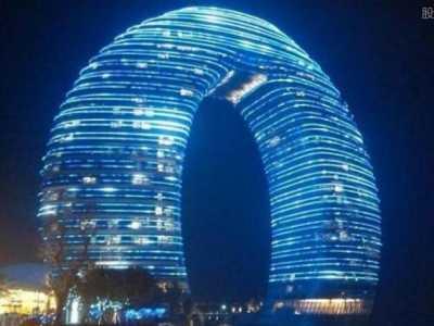 中国最高星级的酒店 总耗资约15亿元画面惊艳