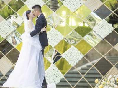 杨子姗结婚 最低调的明星婚礼答谢宴