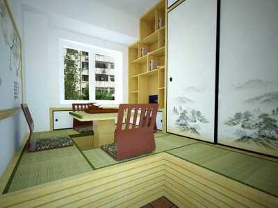 书房衣柜 带有衣柜书桌床的书房装修图5款带床的书房室内格局设计图