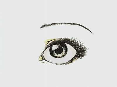 眼睛怎么花 眼睛怎么画简单又漂亮
