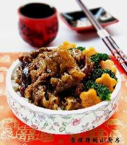 牛肉饭美食天下 吉野家的招牌牛肉饭