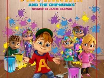 艾尔文与花栗鼠 鼠来宝电视动画版ALVINNN and The Chipmunks英文字幕
