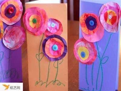 幼儿diy手工制作母亲节 幼儿园小朋友手工制作母亲节贺卡方法图片