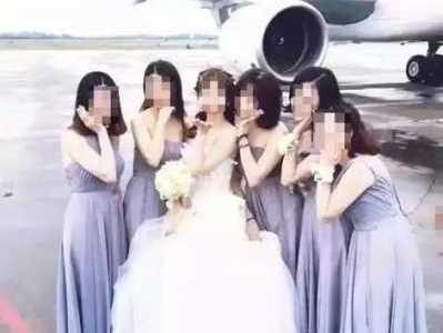 新娘乘专机嫁萧山 杭州惊现最土豪婚礼